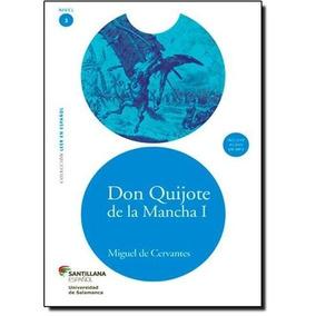 Don Quijote De La Mancha I - Nivel 3 - Cd