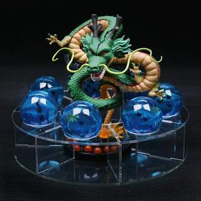 Sheng Long Con Set Esferas Del Dragon Azul Animecun