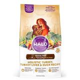 Halo Holística Peso Saludable Alimentos Para Perros, Turquía