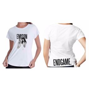 890233eb0ff9d Camiseta Camisa Feminina Emison Pretty Little Liars Shipper