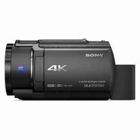 Filmadora Sony Fdr-ax40 4k Ultra Hd Preto Ax-40