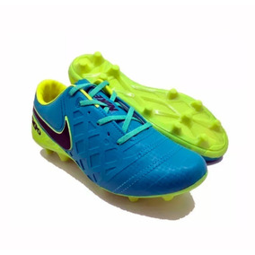 cfd5a037e6 Chuteiras De Neymar Trava Verde E Azul - Chuteiras Nike de Campo ...