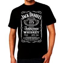 Camisa / Baby Look Jack Daniels