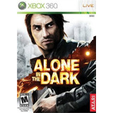 Alone In The Dark. Xbox 360. Nuevo Y Sellado