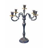 Candelbra Portavelas Clasica De 5 Brazos Giftbay