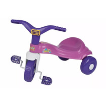 Motoca Infantil Triciclo C/pedal Carrinho Bebe Velotrol