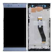 Display Lcd Sem Aro Sony Xperia Xa2 Ultra Dual H4213 Azul