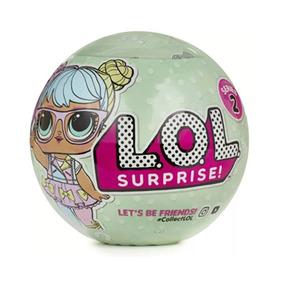Boneca Lol Surprise Série 2 - Original Eua- P. Entrega
