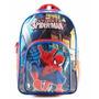 Mochila Espalda Spiderman Hombre Araña 16p - Mundo Team