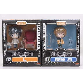 Death Note Figuras Misa Amane, Light Y L