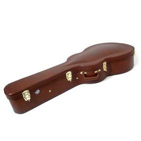 Case Violão Jumbo Solid Sound Vintage Marrom Estojo Hard
