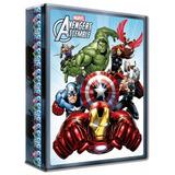 Aventuras Enlatadas Avengers Libro Para Niños