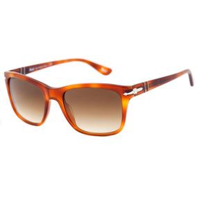 Persol Po 3135 S - Óculos De Sol 96/51 Marrom Mesclado