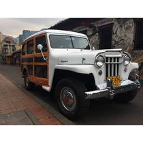 Willys Utility Wagon