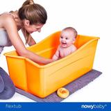 Bañera Bañadera Bebe Importada Plegable Original Nowy Baby
