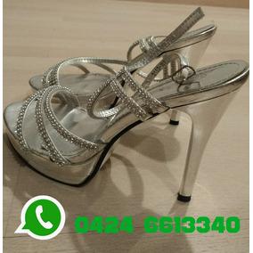e811e0ed Sandalia Para Fiesta De Noche - Zapatos Mujer Sandalias en Mercado ...