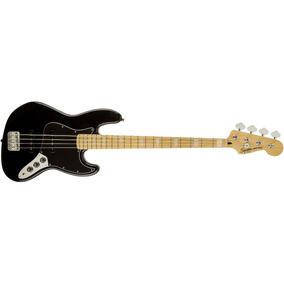 Contra Baixo Fender Squier J Bass 77 Vintage Modified Preto