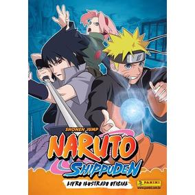 Álbum Naruto Com Mais 50 Figurinhas Soltas R$ 14,90