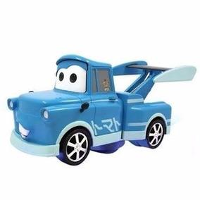 Carrinho Controle Remoto Carros Cars Disney Mate Tokio Drift