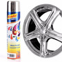 Tinta Spray Cromado Automotiva Carro Moto Roda 400ml