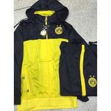 Agasalho Conjunto Borussia Dortmund Bvb