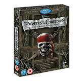 Pelicula Blu Ray Pirates Of The Caribbean Four Collection 1