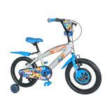 Bicicleta Bianchi Hotwheels Aro 16 Plata