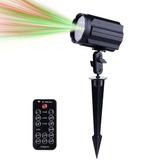 Proyector De Luces Laser Para Exteriores 3 Modos