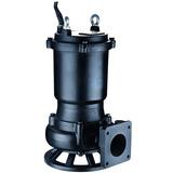 Bomba De Achique Sumergible Aguas Negras 10 Hp Shimge Wqk