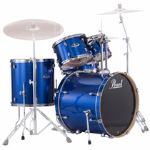 Bateria Pearl Export Exx725 Sp/c Blue Eletric - Shell Pack