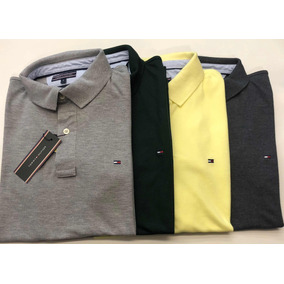 457e261ca4 Camisas Polo Tommy Hilfiger Atacado - Camisa Pólo Manga Curta ...