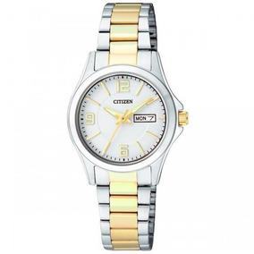 b80d25b6be8 Relogio Feminino Prata Citizen - Relógios De Pulso no Mercado Livre ...