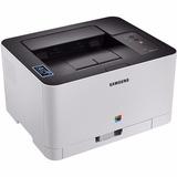 Impresora Laser Color Samsung Sl-c430w Wifi Nfc 19 Ppm 4 Ppm