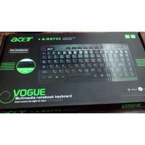 Teclado Acer Vogue Mini Usb