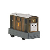 Thomas & Friends Locomotiva Amigos Toby Mattel Bjp09