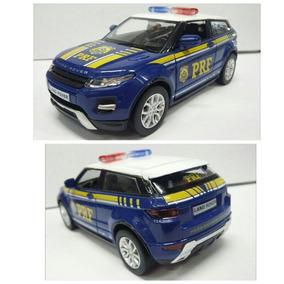 Miniatura De Ferro. Carrinhos Da Policia Rodoviaria Top