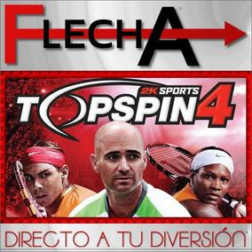 Top Spin 4 Ps3 Juego Move Camara + Regalo - Digital | Fg»