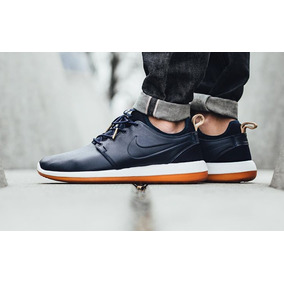 Tenis Nike Roshe Two Leather Premium Nuevos 100%