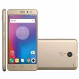 Smartphone Lenovo K6 K33b36 32gb Lte Dual Sim Dourado