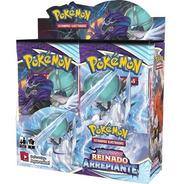 Booster Box Reinado Arrepiante - Pokémon Tcg [ee6]