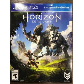 Vendo Horizon Zero Dawn Ps4 Original Nuevo