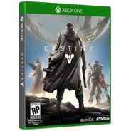 Destiny - Xbox One - Mídia Física Lacrada Nova E Original