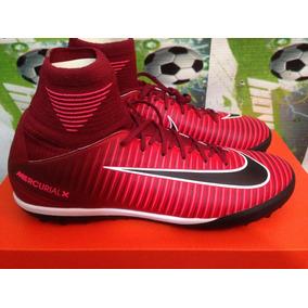 Tenis Nike Mercurial X Proximo Tf 100%original Botita D Niño