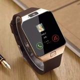 Relógio Celular Câmera Smart Watch Dz09 Câmera Som Memória