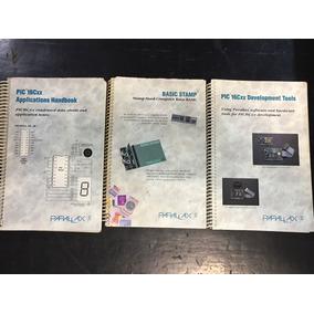 3 Livros Microcontrolador Pic - Originais Americanos Leia!!