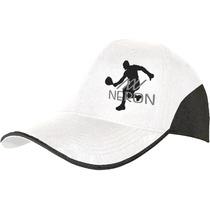 Gorra Neron Padel Tenis Running Moda