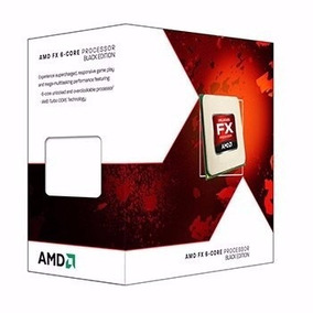 Proc. Amd X6 Fx-6300 Box Black Edition(am3+ /3.5ghz/14mb)