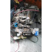 Motor De Peugeot 504 Completo Con Caja De Cambios