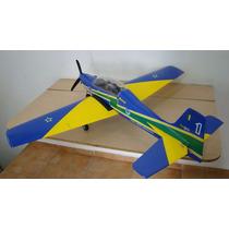 Kit Aeromodelo Tucano Escala Grande Sem Canopy