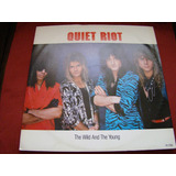 Maxi Quiet Riot - Cum On Feel The Noize (vers 3:20) 1986 Uk